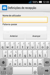 Alcatel POP C1 - Email - Configurar a conta de Email -  9