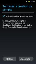 Sony ST26i Xperia J - Applications - Télécharger des applications - Étape 10