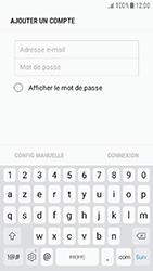 Samsung Galaxy J3 (2017) - E-mail - Configuration manuelle - Étape 7
