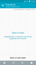 Samsung I9505 Galaxy S IV LTE - E-mail - handmatig instellen (yahoo) - Stap 4