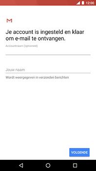 Nokia 6.1 - E-mail - handmatig instellen - Stap 21