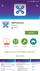 Samsung Galaxy S6 Edge - Android M - Applications - MyProximus - Step 7