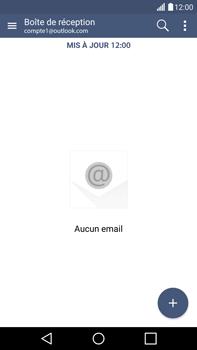 LG G4 - E-mails - Ajouter ou modifier votre compte Outlook - Étape 4