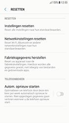 Samsung Galaxy A3 (2017) - Android Nougat - Toestel reset - terugzetten naar fabrieksinstellingen - Stap 6