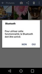 LG K4 - Photos, vidéos, musique - Envoyer une photo via Bluetooth - Étape 10