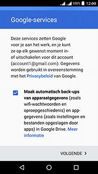 Acer Liquid Zest 4G Plus - E-mail - e-mail instellen (gmail) - Stap 14