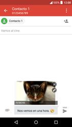 Alcatel Idol 3 - Mensajería - Escribir y enviar un mensaje multimedia - Paso 18