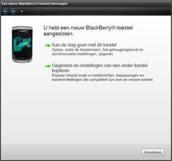 BlackBerry 9800 Torch - Software - installeer firmware update - Stap 15