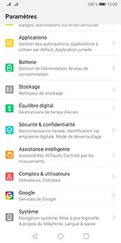 Huawei Mate 10 Pro Android Pie - Appareil - Mise à jour logicielle - Étape 4