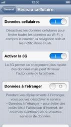 Apple iPhone 5 - MMS - Configuration manuelle - Étape 5