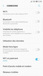 Samsung Galaxy S7 edge - Android Nougat - Internet - Configuration manuelle - Étape 7