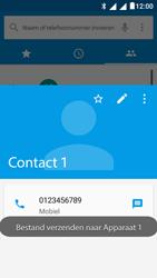 Alcatel Pixi 4 (5) 4G (5045X) - Contacten en data - Contacten overzetten via Bluetooth - Stap 10