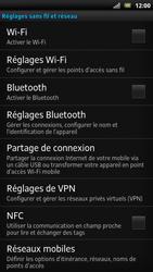 Sony LT22i Xperia P - Réseau - utilisation à l'étranger - Étape 8