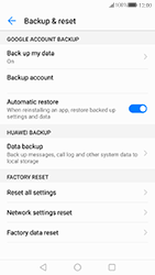 Huawei P8 Lite 2017 - Device maintenance - Create a backup of your data - Step 11