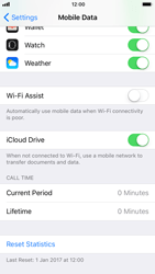 Apple iPhone 6 - iOS 11 - Internet - Disable WiFi Assist - Step 6