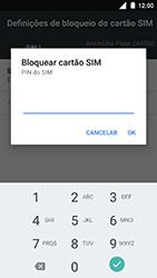 Nokia 3 - Segurança - Como ativar o código PIN do cartão de telemóvel -  7