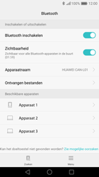 Huawei Nova - Bluetooth - koppelen met ander apparaat - Stap 9