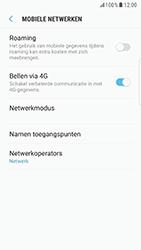 Samsung Galaxy S6 Edge - Android Nougat - Netwerk - gebruik in het buitenland - Stap 9