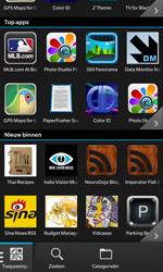 BlackBerry Z10 - Applicaties - Downloaden - Stap 11