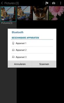 Samsung Galaxy Tab4 8.0 4G (SM-T335) - Contacten en data - Foto