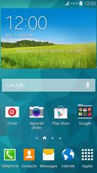 Samsung G901F Galaxy S5 4G+ - Applications - MyProximus - Étape 1
