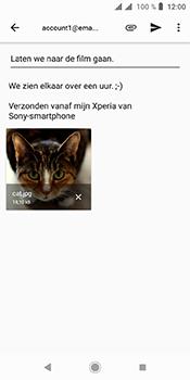Sony xperia-l3-dual-sim-I4312 - E-mail - Bericht met attachment versturen - Stap 14