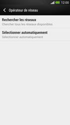 HTC One - Réseau - utilisation à l'étranger - Étape 9