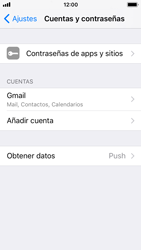 Apple iPhone 5s - iOS 11 - E-mail - Configurar Gmail - Paso 9