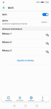 Huawei P20 Lite - Wifi - configuration manuelle - Étape 5