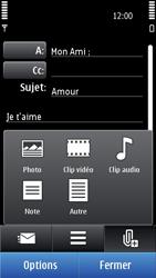 Nokia C7-00 - E-mail - envoyer un e-mail - Étape 9