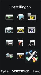 Sony Ericsson U10i Aino - Bluetooth - Headset, carkit verbinding - Stap 3