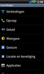 LG P990 Optimus 2X Speed - Buitenland - Bellen, sms en internet - Stap 4
