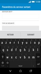 HTC Desire 510 - E-mails - Ajouter ou modifier un compte e-mail - Étape 16
