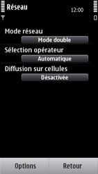 Nokia N8-00 - Réseau - utilisation à l'étranger - Étape 9