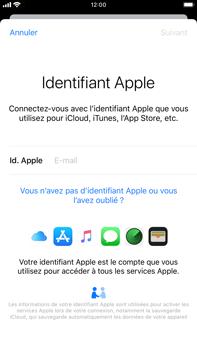 Apple iPhone 7 Plus - iOS 13 - Données - créer une sauvegarde avec votre compte - Étape 4