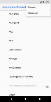 Google Pixel 2 XL - Internet - Handmatig instellen - Stap 16