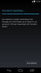 Google Nexus 5 - Applicaties - Account aanmaken - Stap 15