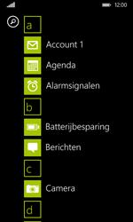 Nokia Lumia 530 (Type RM-1017) - E-mail - Hoe te versturen - Stap 3