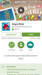 Samsung Galaxy S7 Edge - Aplicativos - Como baixar aplicativos - Etapa 19