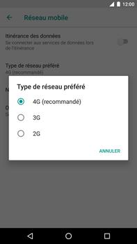 Huawei Nexus 6P - Android Oreo - Réseau - Changer mode réseau - Étape 7