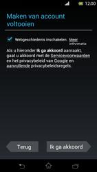 Sony LT30p Xperia T - Applicaties - Applicaties downloaden - Stap 10