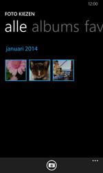 Nokia Lumia 630 - MMS - Afbeeldingen verzenden - Stap 9