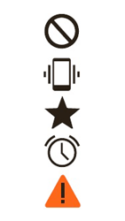 Motorola Moto E (2ª Geração) - Funções básicas - Explicação dos ícones - Etapa 7