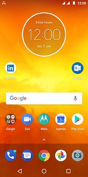 Motorola Moto E5 - Chamadas - Como bloquear chamadas de um número específico - Etapa 2