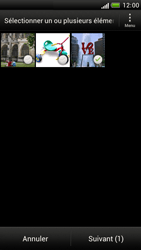 HTC Z520e One S - E-mail - envoyer un e-mail - Étape 12