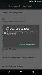 Acer Liquid Zest 4G - Appareil - Mises à jour - Étape 7
