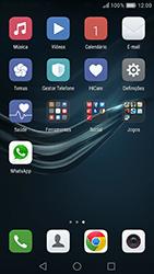 Huawei P9 - Aplicações - Como configurar o WhatsApp -  4