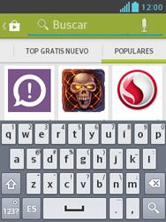 LG Optimus L3 II - Aplicaciones - Descargar aplicaciones - Paso 13