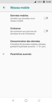ZTE Blade V9 - Internet - Désactiver les données mobiles - Étape 7