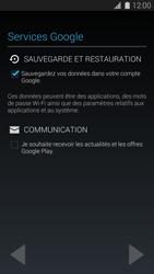 Samsung G900F Galaxy S5 - Applications - Créer un compte - Étape 13